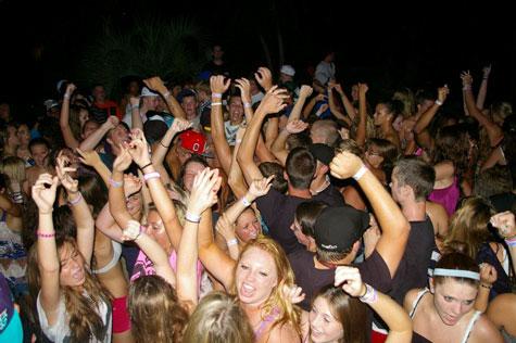 Ohio teen dance club