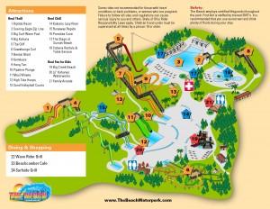 Park Map - Tri-Fold